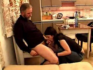 Grand Dad Fucks Teen Girl
