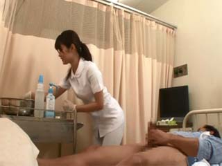 Patient Needs Just One More Favor From Kind Nurse