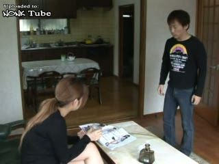 Japanese Busty MILF Groped and Abused In Sleep By Husbands Young Cousin