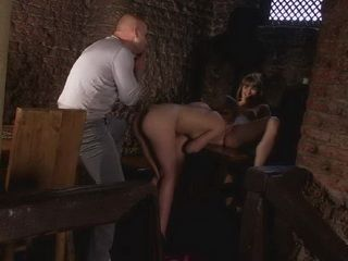 Horny And Drunk Girls Fuck Cute Guy In The Backroom Of The Club