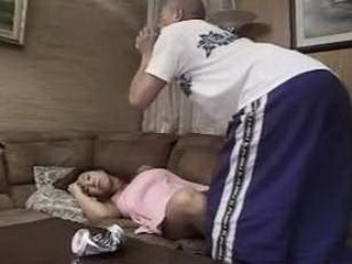 Japanese Movie Housewife Fuck With the Intruder and Her Husband xLx