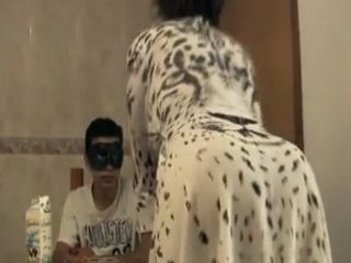 Stepmother Has Special Surprize For Her Lovely Stepson