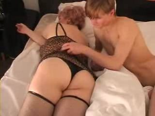 Sleeping Mom Abused and Fucked By Her Teen Step Son