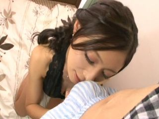Hot Stepmom Reiko Kobayakawa Is Her Stepsons Obsession