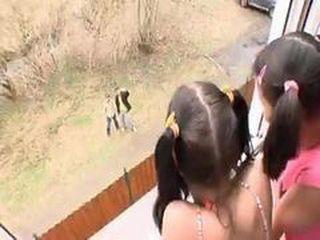 Teen Sisters Should Never Tease Horny Boys
