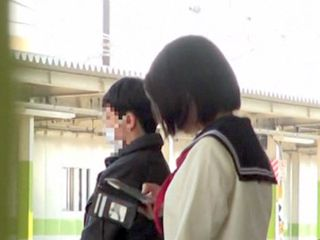 Sweet School Girl Gets Attacked And Fucked By Complete Stranger In a Metro