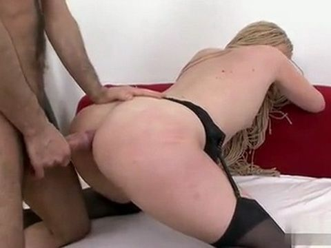 Anal Casting For Dreadhead Russian Blonde Teen In Stockings