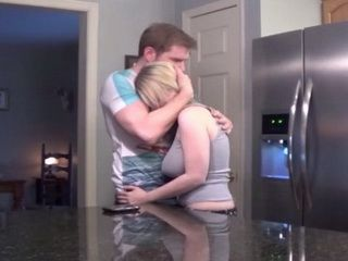 Stepbrother Cross The LIne During Comforting His Litlle Stepsister