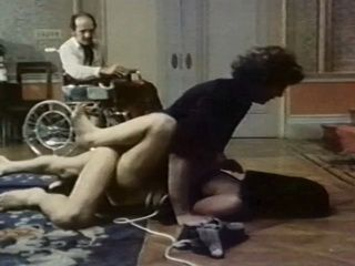 Deviant Husband In Wheelchair Watches With Pleasure While Stable Guy Fucks Rough His Cheating Wife