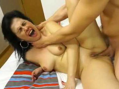 Hot Milf Loves Hard Anal With Younger Guy