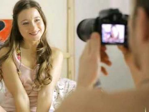 Photo Shooting Turns Into A Fucking Session Fro Russian Teen