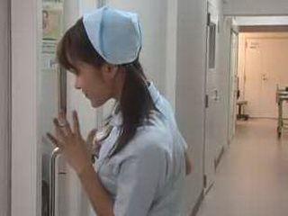 Cute Nurses Sex Therapy  Mihiro Taniguchi 1