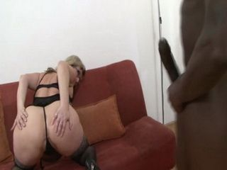 Guy With Enormously Big Dick Will Rip Her Pussy And Ass A Part