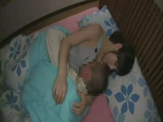 Sleeping With Stepmom in Same Bed When Dad Was Away