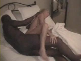 Amateur Cuckold Wife Gets Literally Destroyed By BBC While Her Hubby Tapes