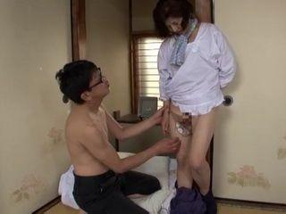 Farmers Mature Wife Miyuki Takasugi Gets Fucked By Her Hubby