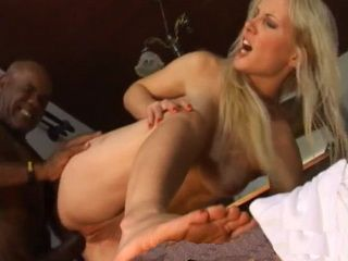 Finding Her Unconscious Black Guy Wants To Fuck Her Asshole As A Reward