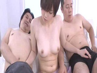 Playing With Dads Friends  Yui Mizuna Uncensored
