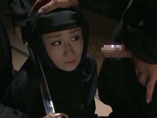 Samurai Girl Yu Kawakami Falls Into Brutal Trap