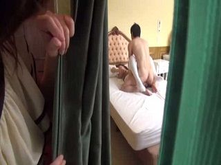 Japanese Wife Come In Worst Possible Moment