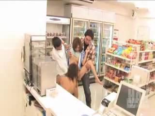 Store Clerk Wished She Never Came To Work That Day