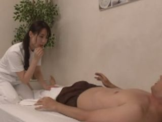 Busty Masseuse Can Resist To Such A Erected Cock