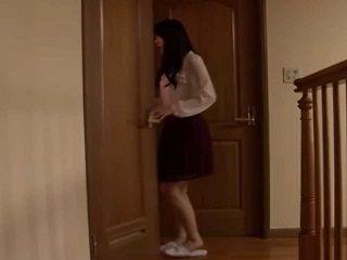 Japanese Girl should Not Enter That Door