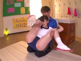 Pervert Coach Molesting Young Ungainly Girl  Mashita Mahiri
