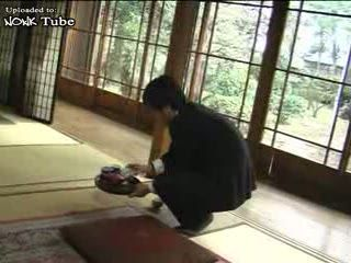 Japanese Mature Widow Fuck Husbands Brother After Husbands Funeral