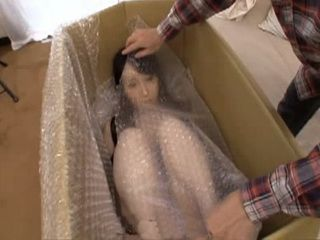 Hypnotised Teen Girl In A Box Used For Sex