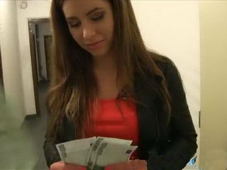 Russian Naive Girl Will Do Everything For A Little Money