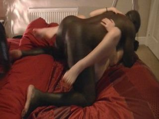 Horny Wife Rides BBC While Her Husband Was Out Of Town