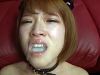 Filling Asian Girl Mouth With Sticky Jizz  Soro Shiina