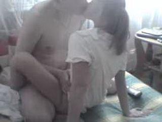 Russian Teen Homemade Sextape