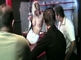 Hot Women Bartender Offers More Than Just A Few Drinks