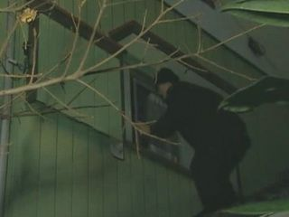 Evil Sexual Predator Sneaks Through Open Window And Turn Peaceful Night Into Nightmare
