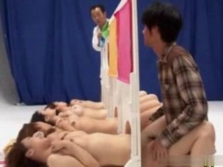 Weird Japanese Game Show With Fucking