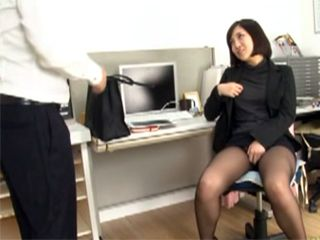 Office Fucking With Horny Boss