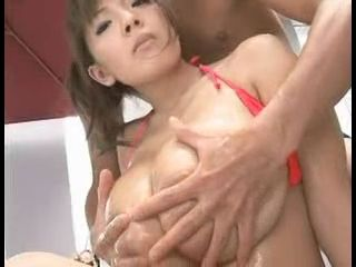 Girl With The Biggest Boobs In Japan Having Sex