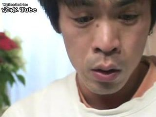 Japanese Housewife Attacked and Fucked By Husbands Cousin