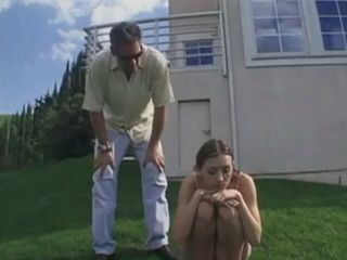 Old Man Took Advantage Over Neighbors Daughter