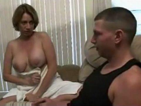 Son Busted In Spying His Step Mother Gets Much More Then He Intended