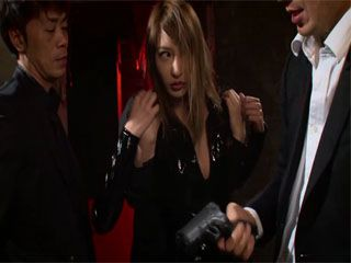 Busty Japanese Agent Asuka Kirara Made A Mistake By not Waiting For A Backup