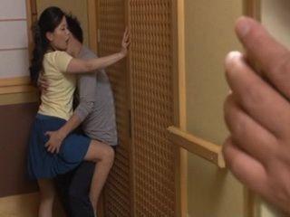 Busty Mother Miki Sato Hypnotized Into