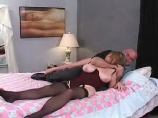 Nasty Old Stepfather Tied Up His Slutty Stepdaughter For Talking Dirty Things With Her Bf Over The Phone
