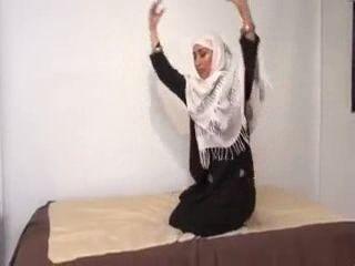 Arab Hijab Mature Gets Fucked