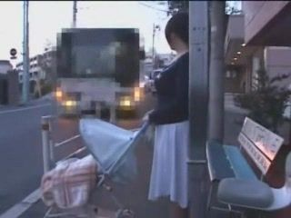 Japanese Mom Entered The Wrong Bus