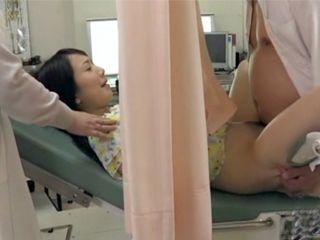 Hideous Gynecologist Used The Inexperience Frightened Young Girls Around The First Gynecological Examination