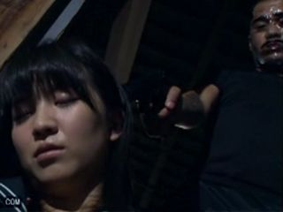 Attempt Of Young Busty Samurai To Fight Alone Against Bad Boys Ended Very Bad For Herself  Mayu Suzuki