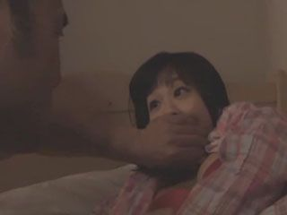 When Step Father Sneaks Into Sleeping Shinomiya Yuri Bedroom Overnight Her Sweet Dreams Are Over